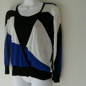 Jones New York Collection women's sweater Small